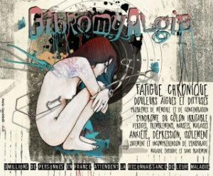 fibromyalgie-illustration marie capriata
